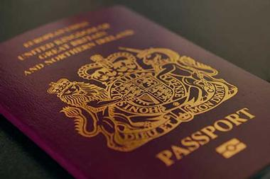 Important document and passport Courier Services  in UK
