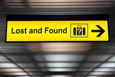 Lost and found returns Courier Services  in UK